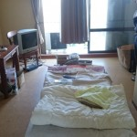 1人暮らしの部屋で物も少なく1時間程度ですべての物を回収!