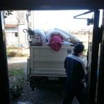 埼玉県深谷市での作業事例