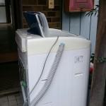埼玉県白岡市での洗濯機引取事例