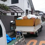 埼玉県松伏町 一軒家での作業事例