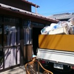 埼玉県嵐山町 一軒家での作業事例