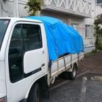 埼玉県東松山市 アパートでの作業事例