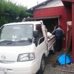 東京都小金井市 一軒家での作業事例
