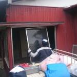 東京都西東京市 一軒家での作業事例