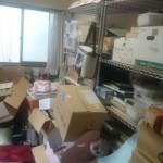 東京都東村山 一軒家での作業事例