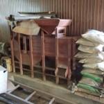 農家一軒家「納屋の片付け」