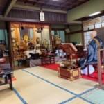 仏壇の供養作業「解体前の片付け一軒家」