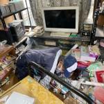 ゴミ屋敷の片付け「一軒家4LDKの不用品回収」