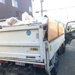 解体前の片付け「一軒家の不用品回収」