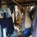 ゴミ屋敷の片付け「一軒家2DK不用品の片付け」