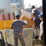 大型家具、家電品の回収処分