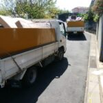 廃車手続きと不用品回収が同時に出来る