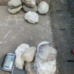 不要になった庭石の処分「自然石、泥、土、砂」など