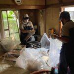 残置物撤去作業「家屋解体前のお片付け」