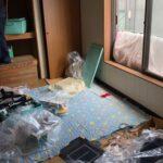 アパート急ぎの片付け「ごちゃごちゃした部屋がスッキリ」