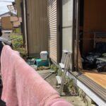 平屋一軒家解体前の片付け「家具もすべて回収します」