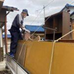 30年住まわれていた平屋戸建ての不用品回収